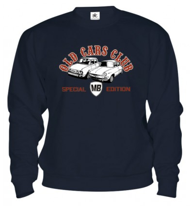 Mikina - Old Cars Club