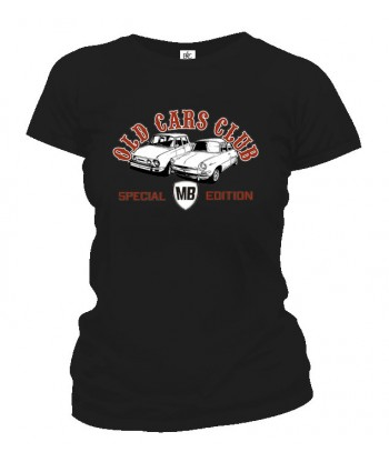 Tričko dámske - Old Cars Club
