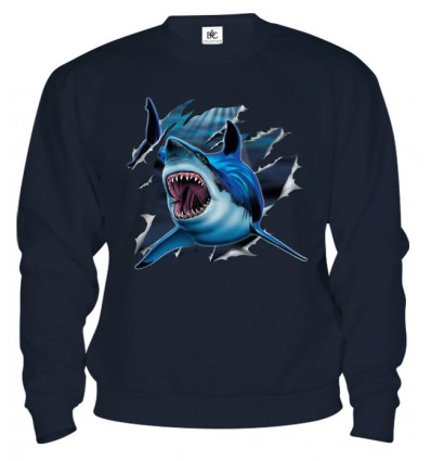 Mikina - Žralok