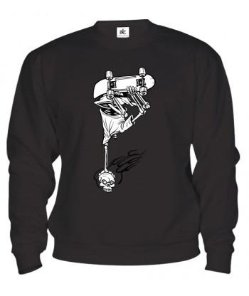 Mikina - Skater Skull
