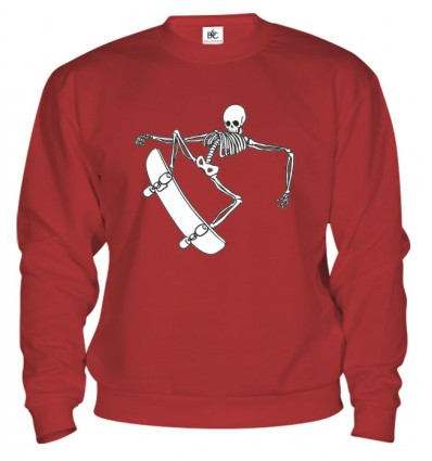Mikina - Skater Skull 2