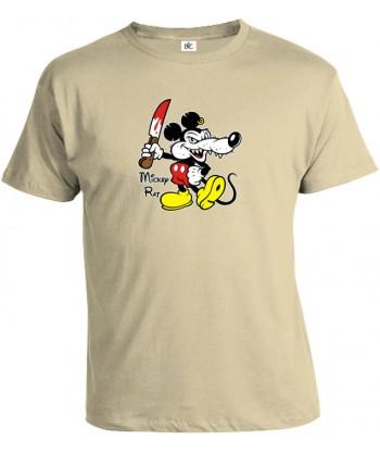 Tričko pánske - Mickey Rat