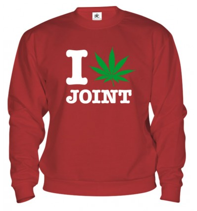 Mikina - I Love Joint