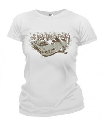 Tričko dámske - Nostalgy