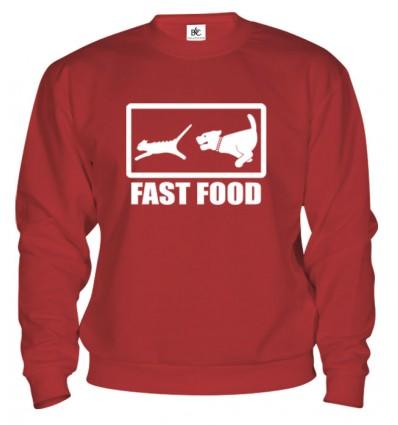 Mikina - Fast Food