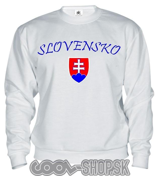f4e9a00b1f3 Mikina - Slovensko