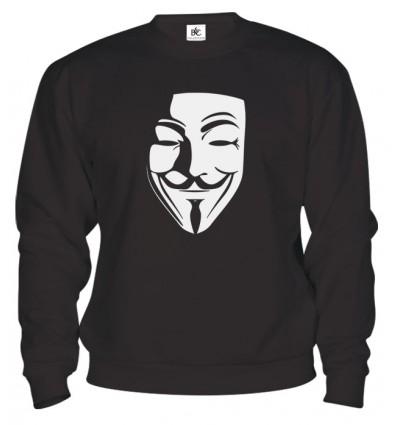 Mikina - Anonymous
