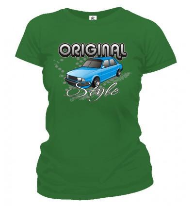 Tričko dámske - Original Style