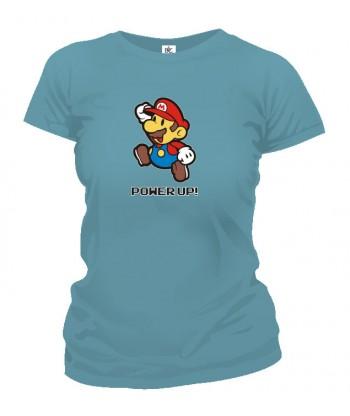 Tričko dámske - Super Mario