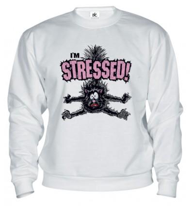 Mikina - Stressed!