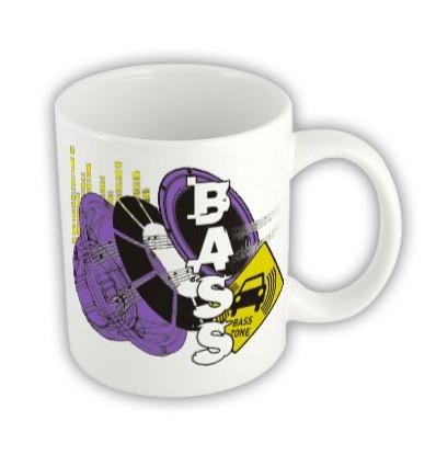 Hrnček - Bass Zone