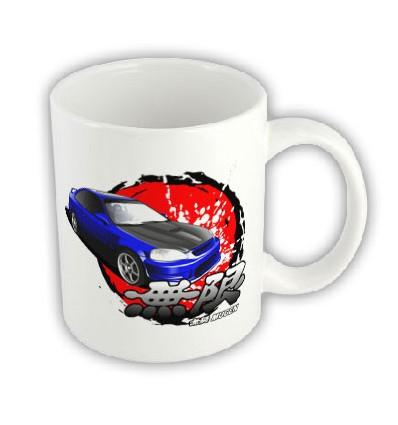Hrnček - Honda Mugen