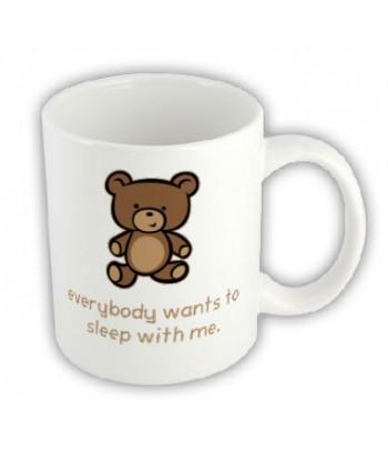 Hrnček - Sleep With Me