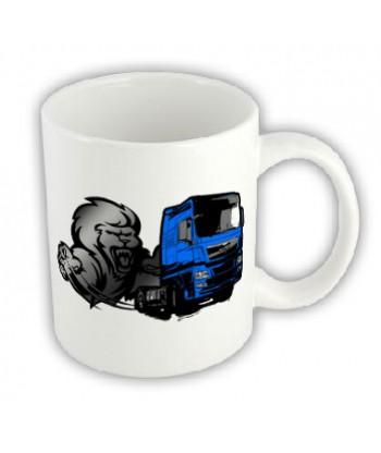 Hrnček - Lion truck
