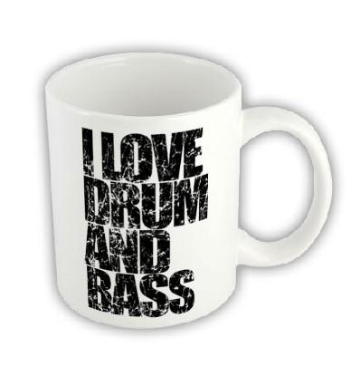 Hrnček - I Love Drum and Bass