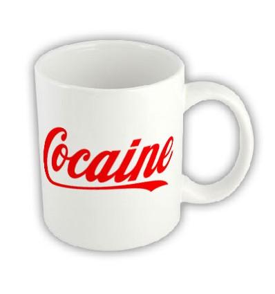 Hrnček - Cocaine