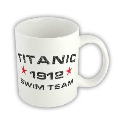 Hrnček - Titanic
