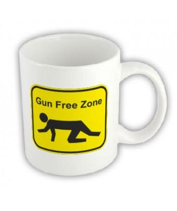 Hrnček - Gun Free Zone