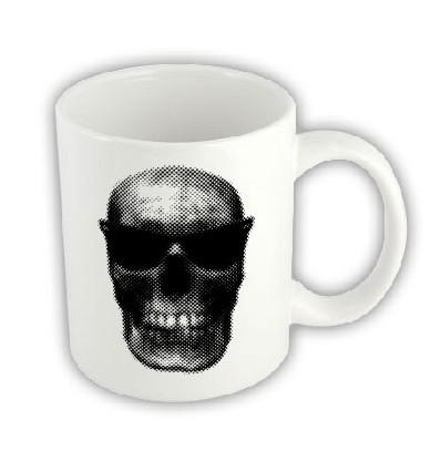 Hrnček - Cool Skull
