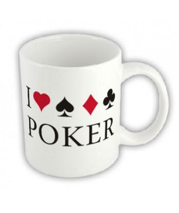 Hrnček - I Love Poker