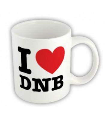 Hrnček - I Love DNB