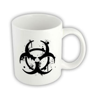 Hrnček - Biohazard
