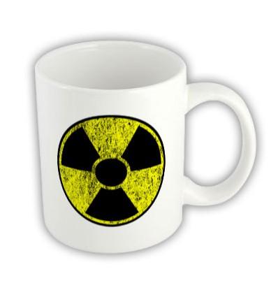 Hrnček - Radioactive
