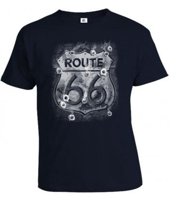 Tričko pánske - Route 66