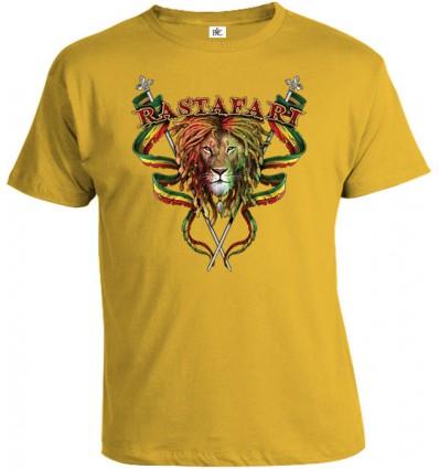 Tričko pánske - Rastafari