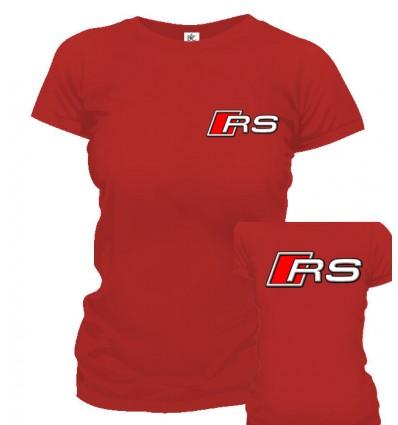 Tričko dámske - Audi RS