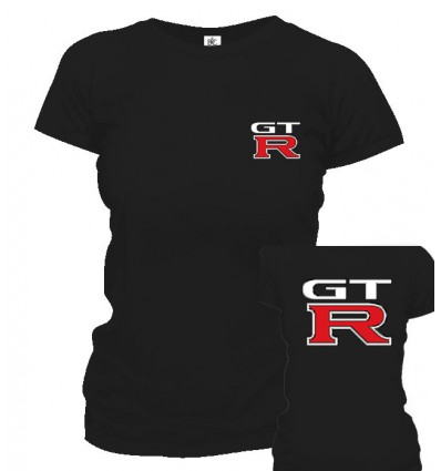 Tričko dámske - Nissan GT-R