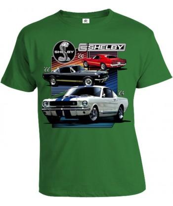 Tričko pánske - Mustang Shelby