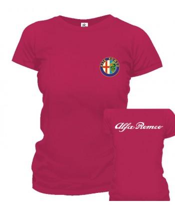 Tričko dámske - Alfa Romeo