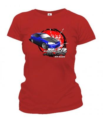 Tričko dámske - Honda Mugen