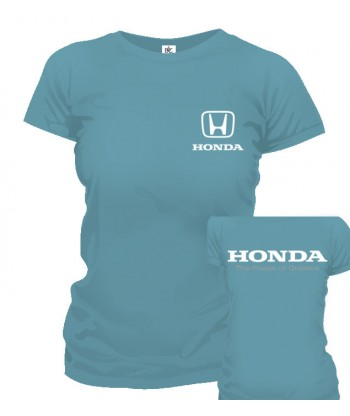 Tričko dámske - Honda