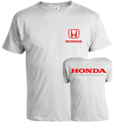 Tričko pánske - Honda