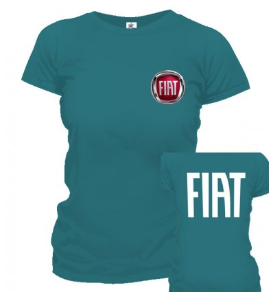 Tričko dámske - Fiat