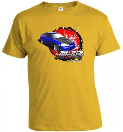 Tričko pánske - Honda Mugen