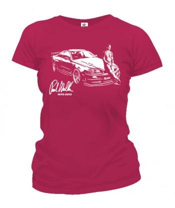 Tričko dámske - Paul Walker