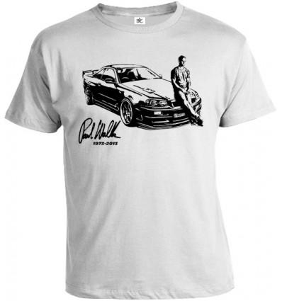 Tričko pánske - Paul Walker