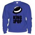 Mikina - King of Pop