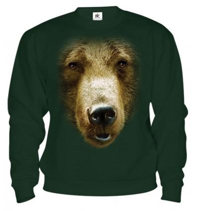Mikina - Medveď