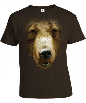 Tričko pánske - Medveď