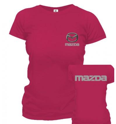 Tričko dámske - Mazda