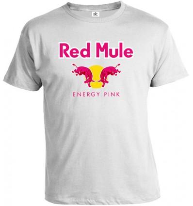 Tričko pánske - Red Mule