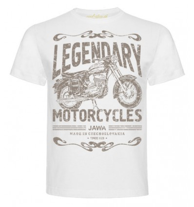 Tričko pánske - Jawa Motorcycles
