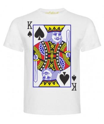 Tričko pánske - King