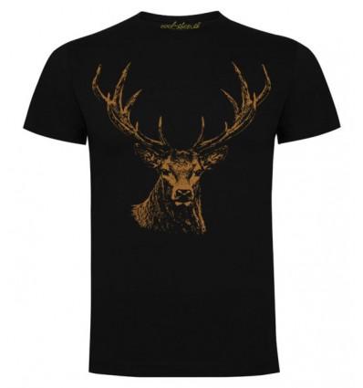 Tričko pánske - Jeleň lesný