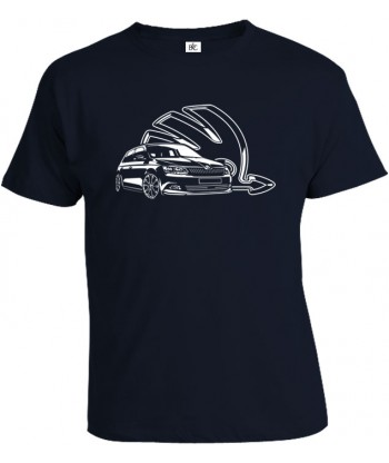 Tričko pánske - Škoda Fabia