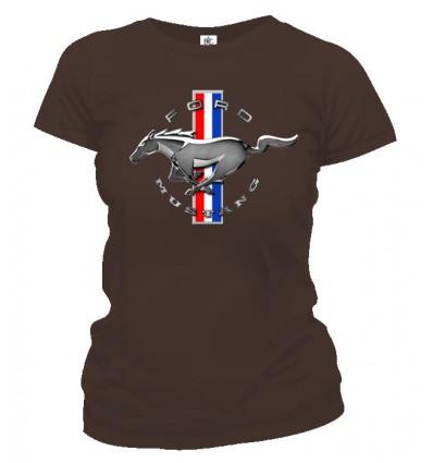 Tričko dámske - Ford Mustang 3